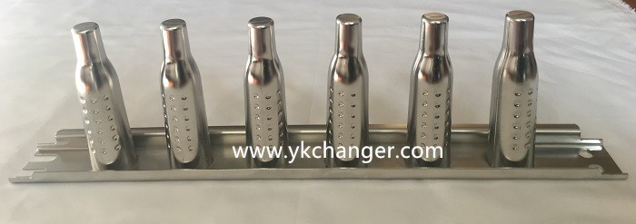 Linear Stick Ice Cream Making Mold