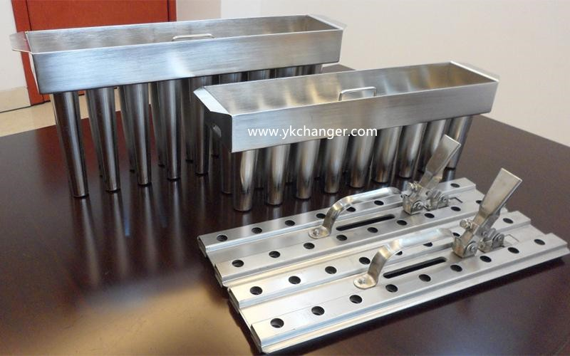 Ice lolly moulds 2x9 18sticks